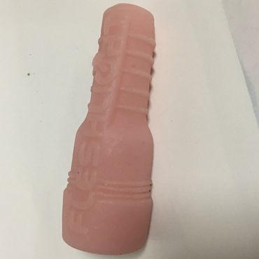 Тестер образец материала мастурбаторов Fleshlight seven creations bubble wand анальная цепочка