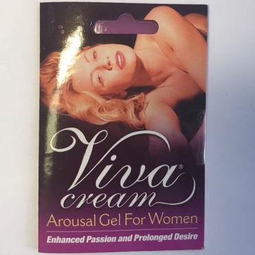 Тестер Swiss Navy Viva Cream Стимулирующий гель для женщин ю swiss navy grease 59 млн результатов